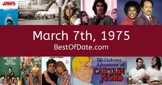 March 7th, 1975