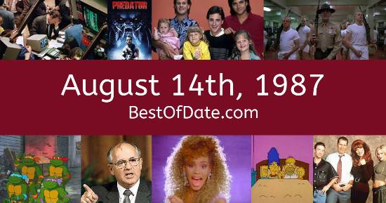 August 14th, 1987